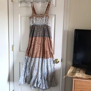 French Connection boho dress size 4